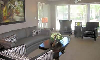 Living Room, Anthos at Pinewood Manor, 0