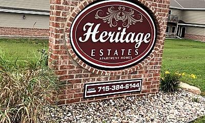 Heritage Estates, 1