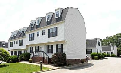 Building, Village Of Nantucket, 2