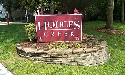 Hodges Creek Apartments, 1