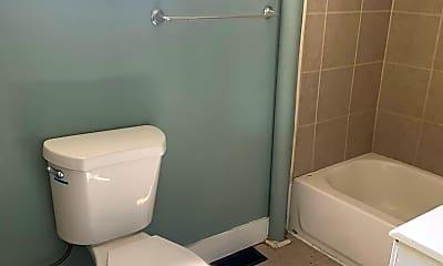 Bathroom, 533 Second St, 2