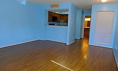 Living Room, 9839 Walnut St 101, 1