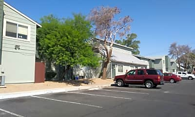 Green Tree Townhomes, 2