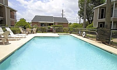Pool, Yardarm Apartment Homes, 0