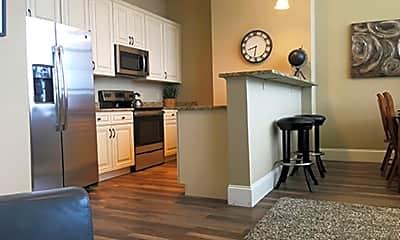 Kitchen, 34 Franklin St 303, 1