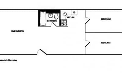 Building, 538 E 84th St, 2