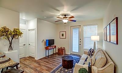 Living Room, Las Mansiones at Cimarron, 1