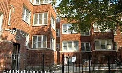 Building, 4743 N Virginia Ave, 0