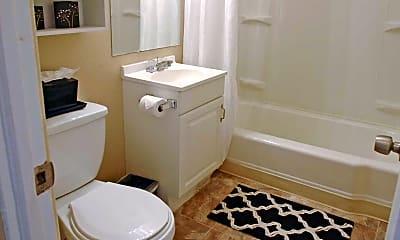 Bathroom, Brownstone At Overland Park, 2