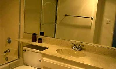 Bathroom, The Springs Apartments, 2