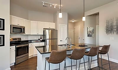 Kitchen, Boulders at Overland Park, 1