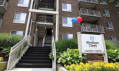 Building, Windham Creek Apartments, 1