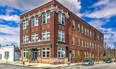 Building, 3305 Park Ave. Owen's Garage Lofts, 1