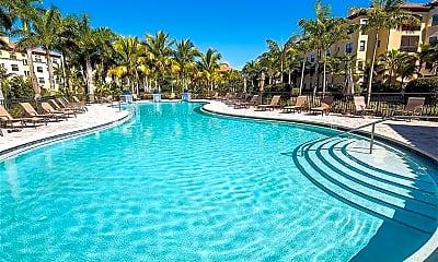 Pool, 2745 Tiburon Blvd E 201, 2