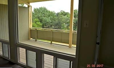 Patio / Deck, 7232 Donnell Pl, 1