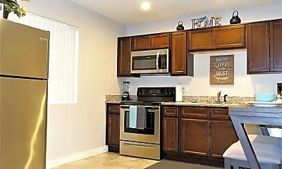 Kitchen, Patio 15, 2