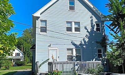 Building, 3470 E 125th St, 1