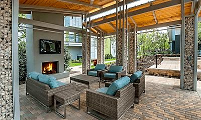 Patio / Deck, Highline Luxury Apartments, 1