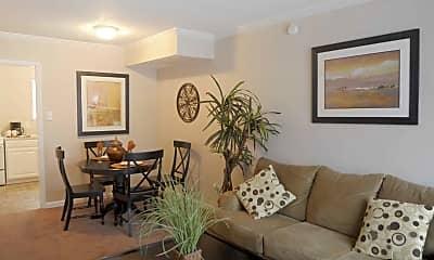 Living Room, Park at Cross Creek, 1