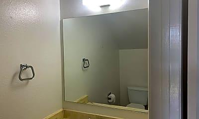 Bathroom, 551 G Street #5, 2