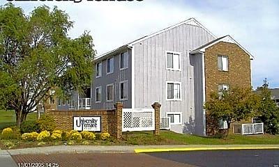 Community Signage, 1208 University Terrace, 0