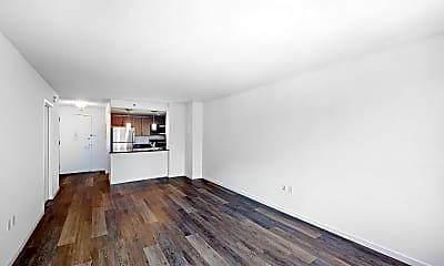 Living Room, 229 Chrystie Street, Unit  738, 2