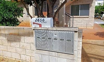 Community Signage, 2856 Winam Ave, 2