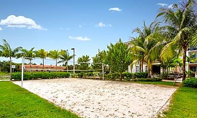 Recreation Area, Town City Center, 2