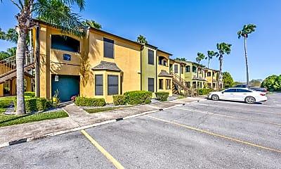 Building, Sierra Apartments, 1
