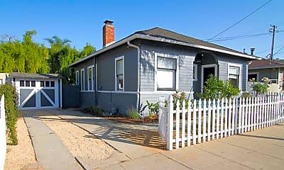 Building, 325 W Figueroa St, 1