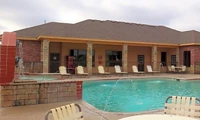 Pool, Stonegate Apartments, 0
