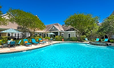 Pool, The Lodge At Shavano Park, 2
