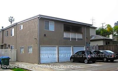 Building, 722 Cedar St, 0