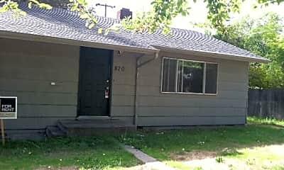 Building, 880 E 24th Ave, 0