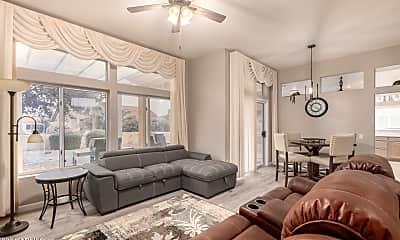 Living Room, 15812 W Falcon Ridge Dr, 1