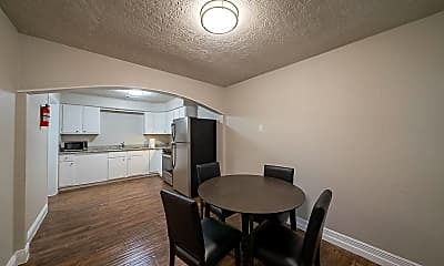Dining Room, Room for Rent -  A 4-min walk to Parker Rd @ McGal, 0