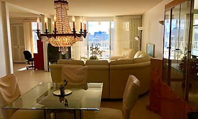 Dining Room, 1350 Ala Moana Blvd, 1