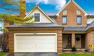 Building, 4845 Dierker Rd, 0
