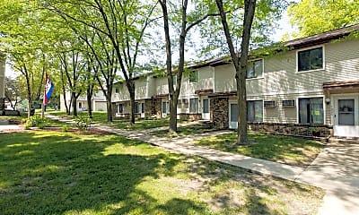 Building, Triple Crown Apartments, 1