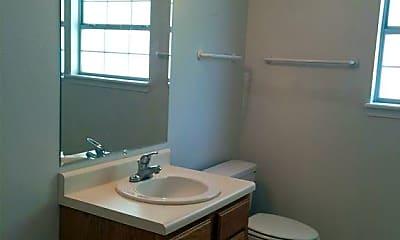 Bathroom, 110 N School Ave 3, 2