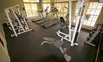 Fitness Weight Room, 4980 Usaa Blvd, 2