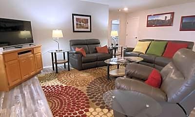 Living Room, 317 Kiyuga Way, 1