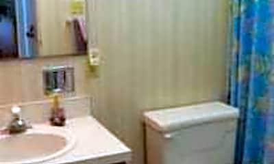 Bathroom, Rockwood Apartments, 2