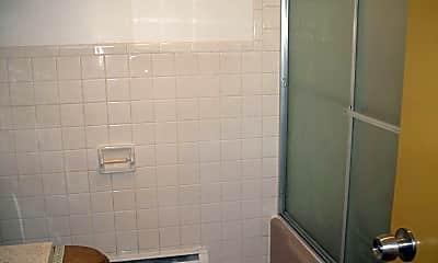 Bathroom, Nicholson Apartments, 2