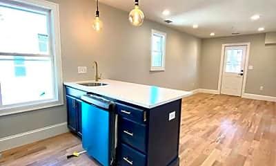 Kitchen, 137 Paris St, 1