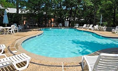 Pool, Rosetree Crossing, 2