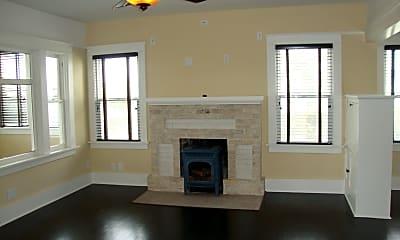 Living Room, 480 W. 39th Street, 1