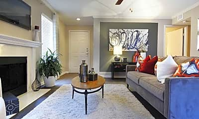 Living Room, Vie at the Medical Center, 1