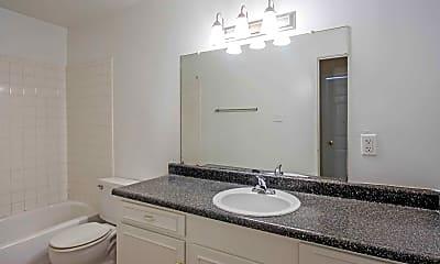 Bathroom, Casa Grande Apartments, 2