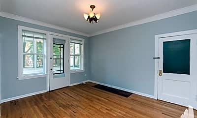 Living Room, 3801 N Seeley Ave, 1